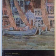 MARIUS BUNESCU de PETRE OPREA, 1971 - Carte Istoria artei