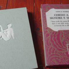 Carte L. Italiana - Chiedo a voi signore e signori de Leon Z. Surmelian - 1947 ! - Carte in italiana