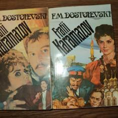 Fratii Karamazov  de F. M. Dostoievski