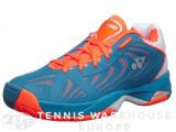Pantof tenis Yonex SHT Fusionrev Albastru/Portocaliu