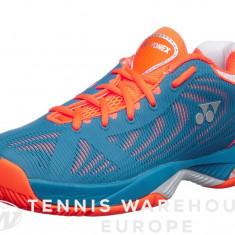 Pantof tenis Yonex SHT Fusionrev Albastru/Portocaliu - Adidasi pentru Tenis