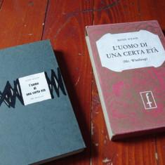 Carte L. Italiana - L'uomo una certa eta de Sloan Wilson anul 1964 / 336 pag ! - Carte in italiana
