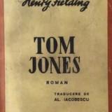Tom Jones de Henry Fielding - Roman