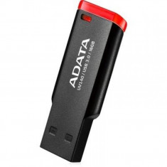 Stick memorie USB AData UV140, 16 GB, USB 3.0, Negru/Rosu - Stick USB