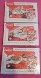 Set Puzzle Romanesc  Coca Cola - Mos Craciun - 2011