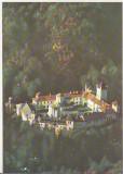 Bnk cp Manastirea Tismana - Vedere generala - necirculata, Printata