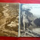 Claude Farrere - Extreme Orient - Ed. Flammarion 1934 lb.Franceza - Carte de calatorie