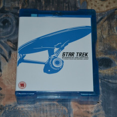 Film - Star Trek: Stardate Collection - Movies 1-10 [12 Blu-Ray Discs] UK Orig. - Film SF paramount, Engleza