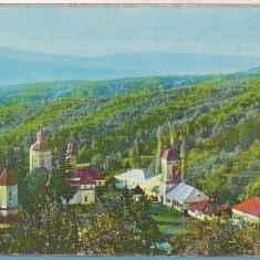 bnk cp Manastirea Ciolanu - Buzau - Vedere generala - necirculata