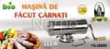 Masina de facut carnati si mici 2.5kg Inoxidabila YG-2005S Micul Fermier