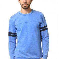 Bluza barbateasca bleumarin - Teen Wolf - Bluza barbati, Marime: M