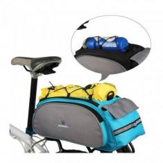Geanta pentru portbagaj spate la bicicleta - Accesoriu Bicicleta
