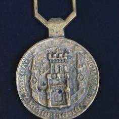 DESCHIZATOR DOPURI DIN ALAMA MASIVA - Metal/Fonta, Ornamentale