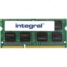 Memorie laptop Integral 2GB DDR3 1333MHz CL9 - Memorie RAM laptop
