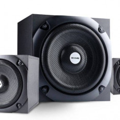 Sistem audio 2.1 Tracer TRG-495 Hi-Cube black - Boxe PC