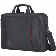 Geanta notebook Asus 90-XB2700BA00020 Matte neagra 16 inch
