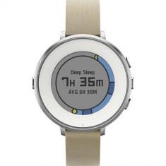 Smartwatch Pebble TIME ROUND Argintiu - Pebble Smartwatch