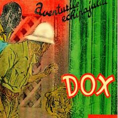AVENTURILE ECHIPAJULUI DOX301