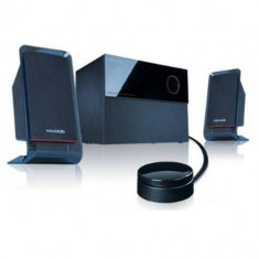 Sistem audio 2.1 Microlab M 200 Black - Boxe PC