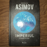 Imperiul, Vol. 1: O piatra pe cer de Isaac Asimov - Roman