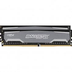 Memorie Crucial Ballistix Sport 16GB DDR4 2400 MHz CL16 Dual Channel Kit - Memorie RAM
