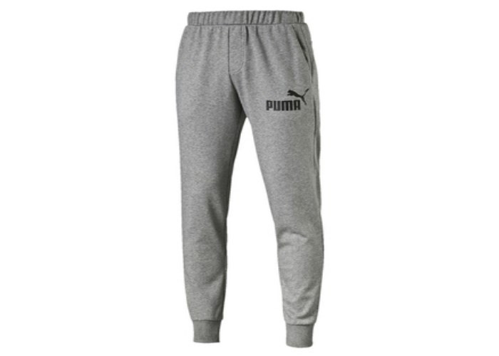 Pantaloni Puma Ess No.1-Pantalon Original-Pantaloni Bumbac 838265-03 foto mare