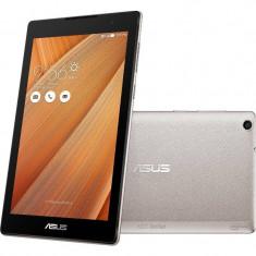 Tableta Asus ZenPad C 7.0 Z170CG-1L039A 7 inch Intel Atom X3-C3200 Quad Core 1GB RAM 16GB flash WiFi GPS 3G Android 5.0 Silver, Wi-Fi + 3G
