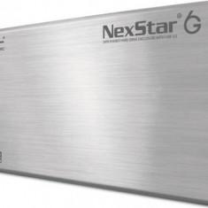 Rack HDD Vantec NexStar 6G HDD 3.5 USB 3.0 Argintiu