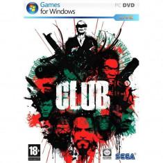 Joc PC Sega The Club PC - Jocuri PC Sega, Shooting, Single player