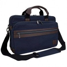 Geanta laptop Dell Canvas Top load 15.6 inch navy blue