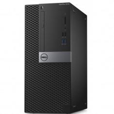 Sistem desktop Dell Optiplex 5040 MT Intel Core i5-6500 8GB DDR3 500GB HDD Linux Black - Sisteme desktop fara monitor