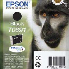 Cartus cerneala Epson T08914011 black 5.8 ml