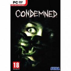 Joc PC Sega Condemned PC - Jocuri PC Sega, Shooting, Single player
