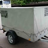 Inchiriez remorca 750 kg, remorca de inchiriat - Utilitare auto