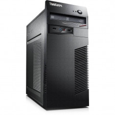 Sistem desktop Lenovo ThinkCentre M73 Tower Intel Pentium G3440 2GB DDR3 500GB HDD Windows 10 Pro - Sisteme desktop fara monitor