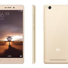 Smartphone Xiaomi Redmi 3 16GB Dual SIM Gold
