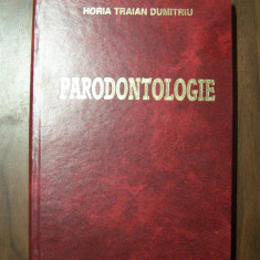 Parodontologie - Conf. Dr. Horia Traian Dumitriu (1997)