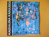 Magdalena Radulescu pictura grafica catalog expozitie Bucuresti 1994 muzeu arta