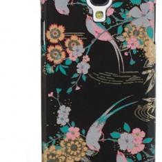 Husa protectie pentru spate Accessorize Ssac-C2-Bird-S4 Birds pentru Samsung Galaxy S4 I9500 - Husa Telefon
