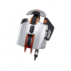 Mouse Gaming Cougar Avago 700M silver, USB, Optica