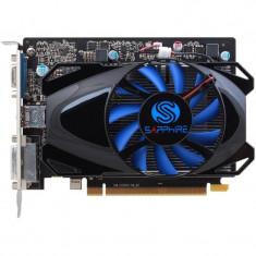 Placa video Sapphire AMD Radeon R7 250 512SP Edition 2GB DDR3 128bit bulk - Placa video PC