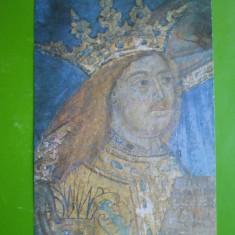 HOPCT 25137 BISERICA VORONET/ PORTRET STEFAN CEL MARE -JUD SUCEAVA-NECIRCULATA - Carte Postala Bucovina dupa 1918