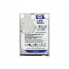 Hard disk laptop Western Digital Blue 2TB SATA-III 8MB 5400 rpm - HDD laptop