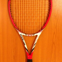 Racheta tenis Wilson BLX2 Steam 99 - Racheta tenis de camp Wilson, Performanta, Adulti