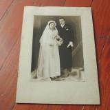 Fotografie de nunta - miri in studio / moda de epoca - format mare !!!
