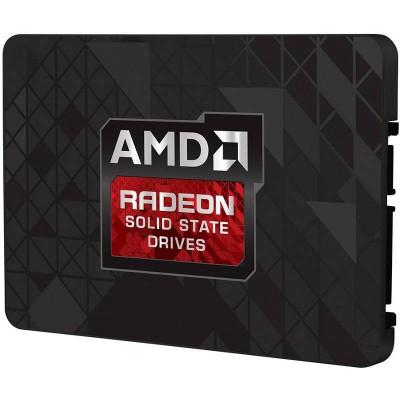 SSD AMD Radeon R3 Series 120GB SATA-III 2.5 inch foto