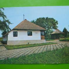 HOPCT 25139 STUPCA CASA MUZEU CIPRIAN PORUMBESCU -JUD SUCEAVA-NECIRCULATA - Carte Postala Bucovina dupa 1918