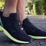 Adidasi Originali Adidas ZX Flux, Autentici, Noi, Marime 42 2/3 !