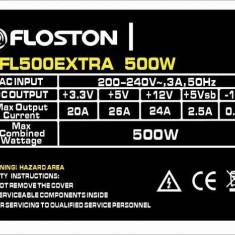 Sursa Floston FL500 EXTRA - Sursa PC