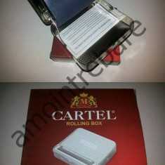 Aparat de rulat tigari ( Rolling Box ) marca CARTEL - Aparat rulat tigari